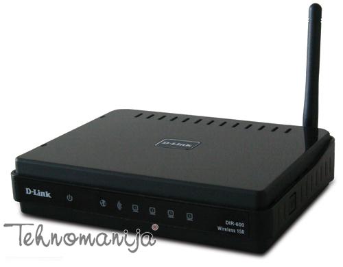 D-LINK 150Mbps, Bežični ruter DIR 600