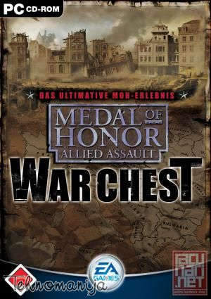 EA PC igrica MEDAL OF HONOR: ALLIED ASSAULT WARCHEST 5030930038144