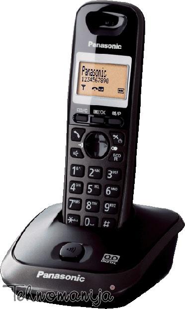 Panasonic bežični telefon KX-TG2521FXT