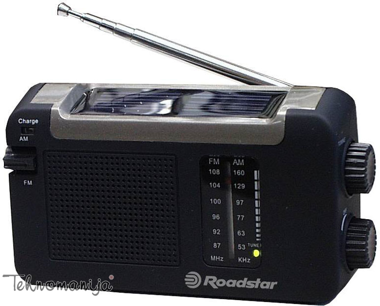 ROADSTAR Tranzistor TRA 500