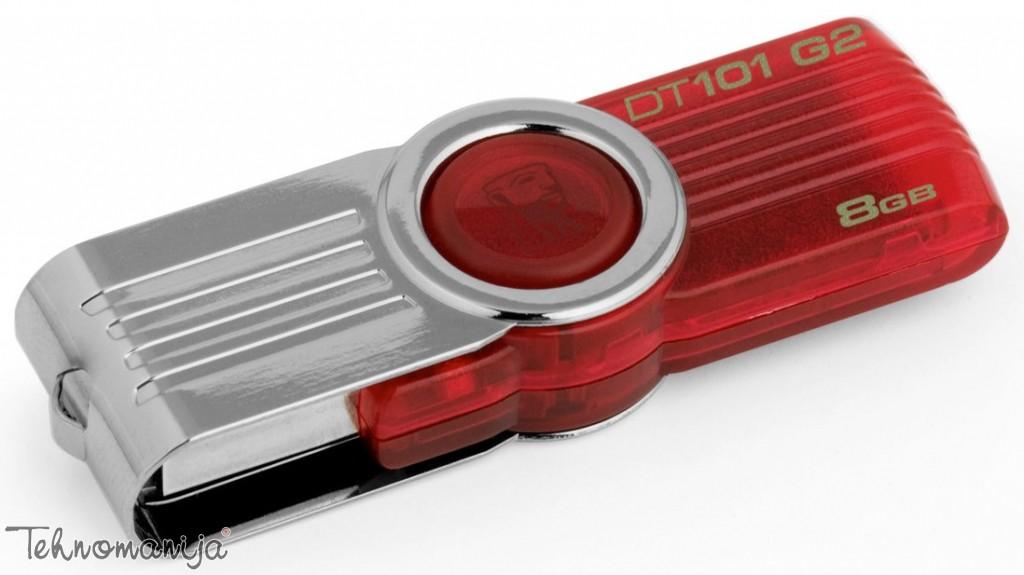 KINGSTON USB flash KFDT101G2 8GB