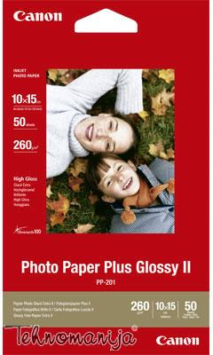 CANON Foto papir PP 201 5X7