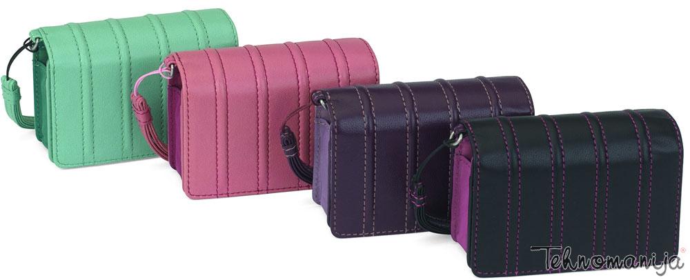 Lowepro torba za fotoaparat Luxe pink