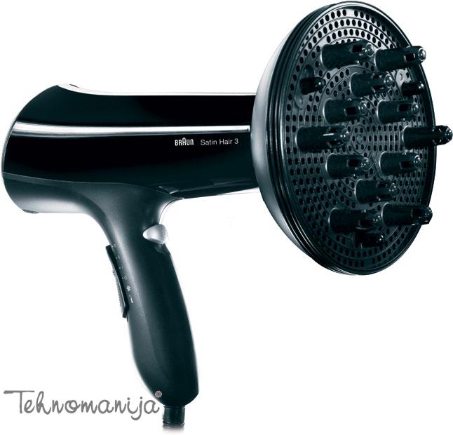Braun Fen za kosu HD 330 - Crni