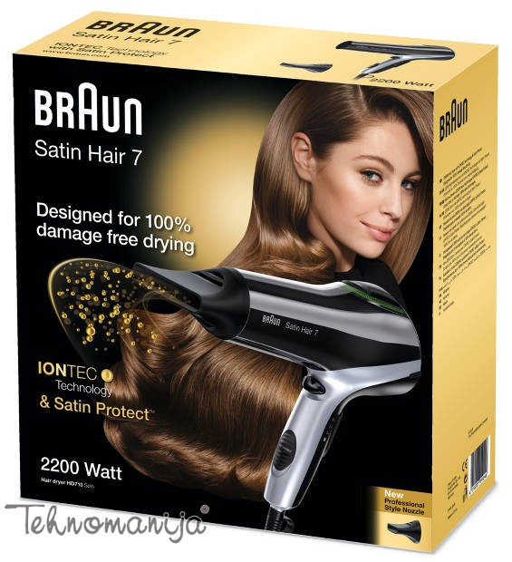 Braun Fen za kosu HD 710