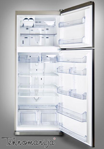 VOX Kombinovani frižider NF 465 Inox, No Frost