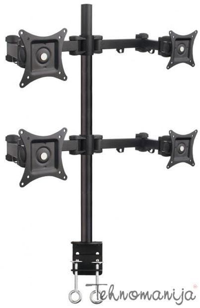 S BOX Nosač za 4 monitora LCD 352/4