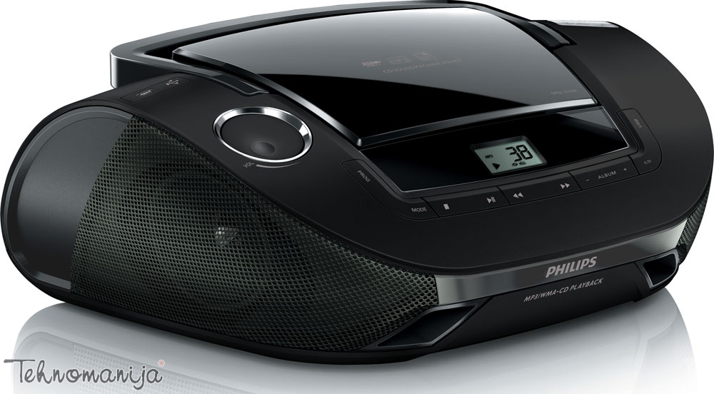 PHILIPS Radio CD AZ1837 12