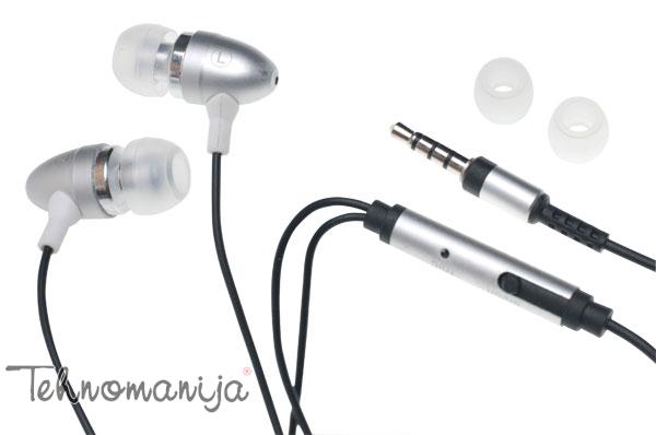 X Wave slušalice XJ-55 SIL BLK