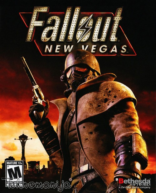 Bethesda Igrica za PC Fallout 3 New Vegas