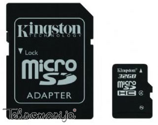 Kingston memorijska kartica KFSDC4 32GB