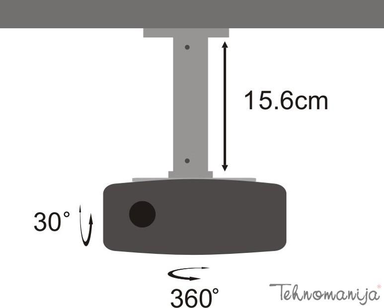 S Box nosač za projektor PM 101