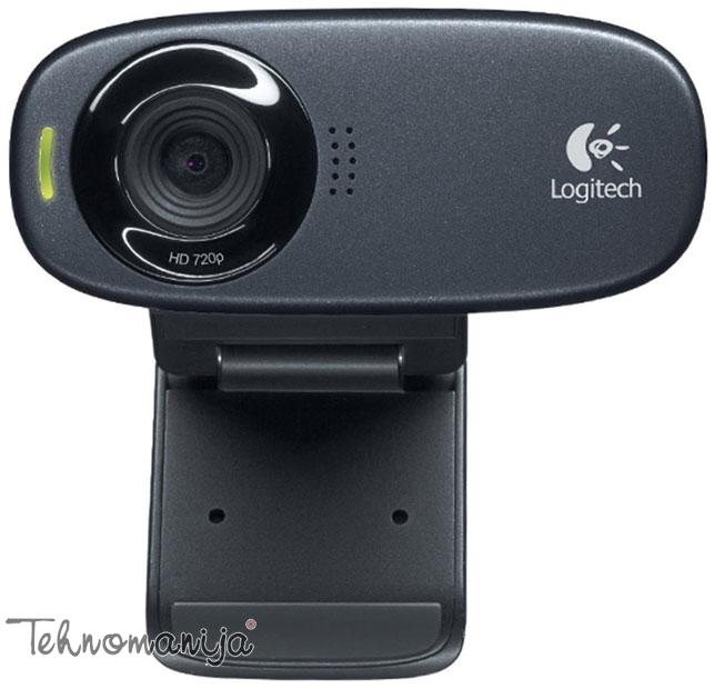 LOGITECH Web kamera C310 HD