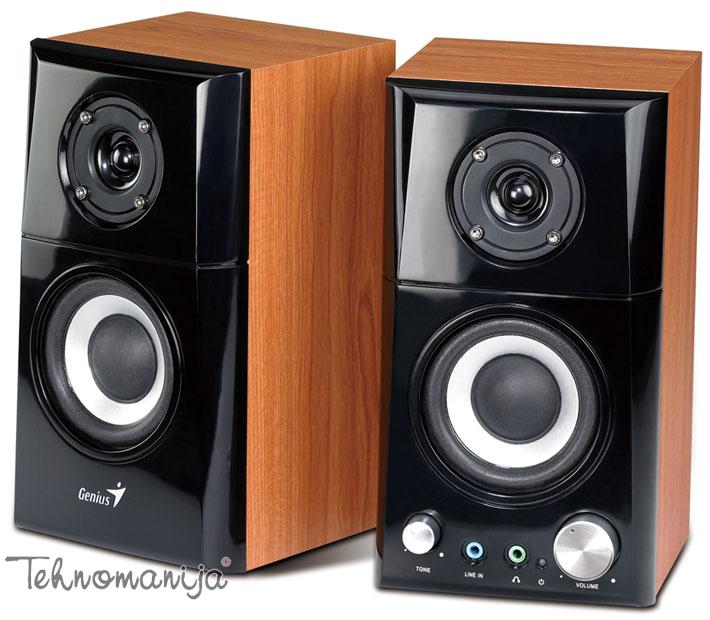 GENIUS Zvučnici za kompjuter SP-HF500A WOOD