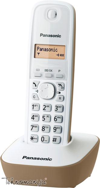 PANASONIC Bežični telefon KX-TG1611FXJ