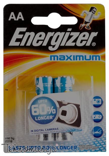 ENERGIZER Baterija AA FSB2