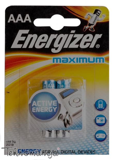 ENERGIZER Baterija AAA FSB2