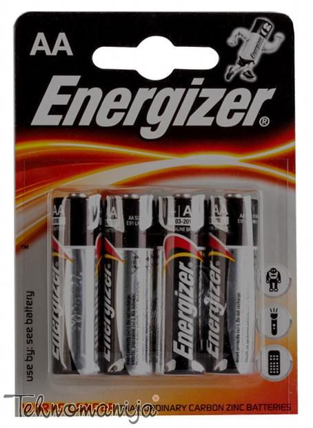 Energizer baterija FSB4 AA LR06