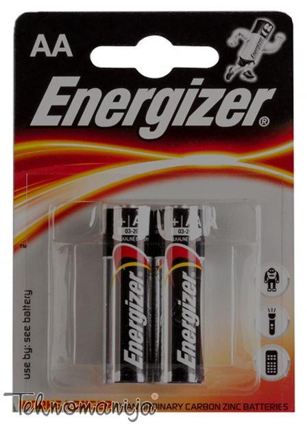 Energizer baterija FSB2 AA LR06