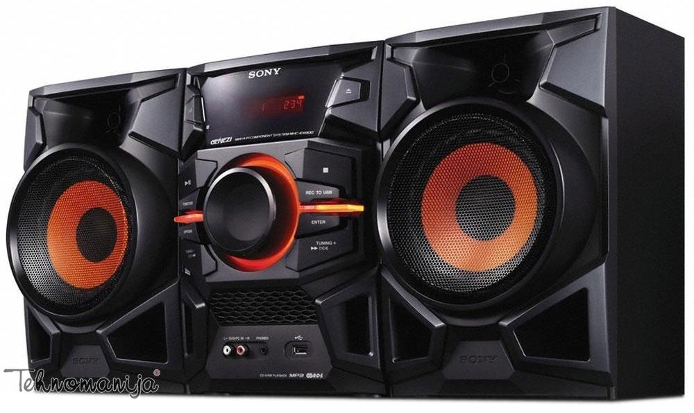 Sony mini linija MHC-EX600