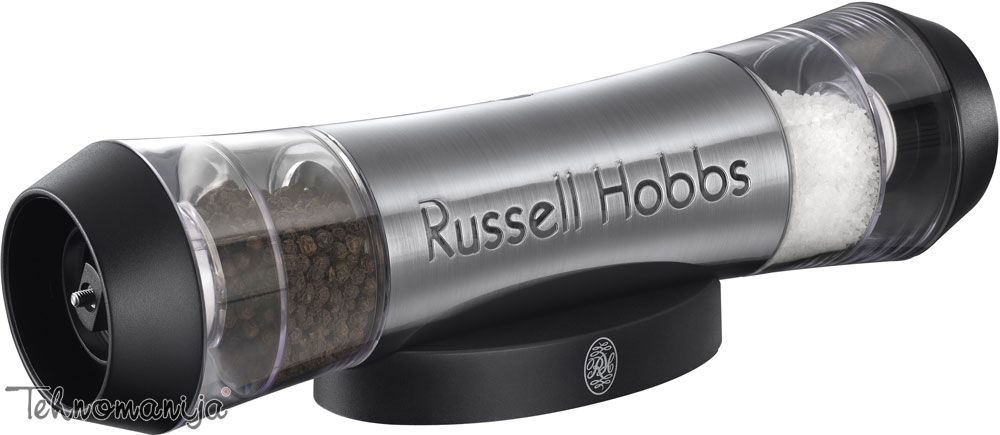 Russell Hobbs električni mlin za so i biber Allure RH 18277