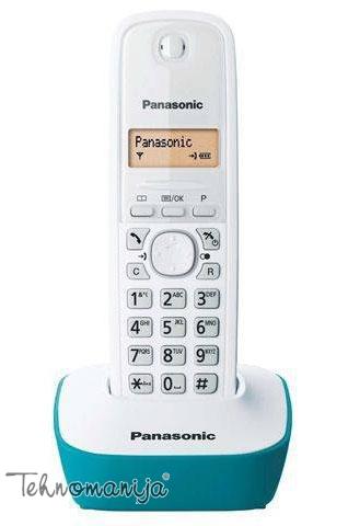 Panasonic bežični telefon KX-TG1611FXC