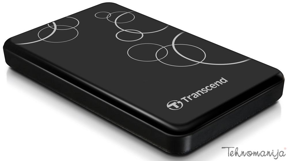 Transcend eksterni hard disk TS500GSJ25A3K