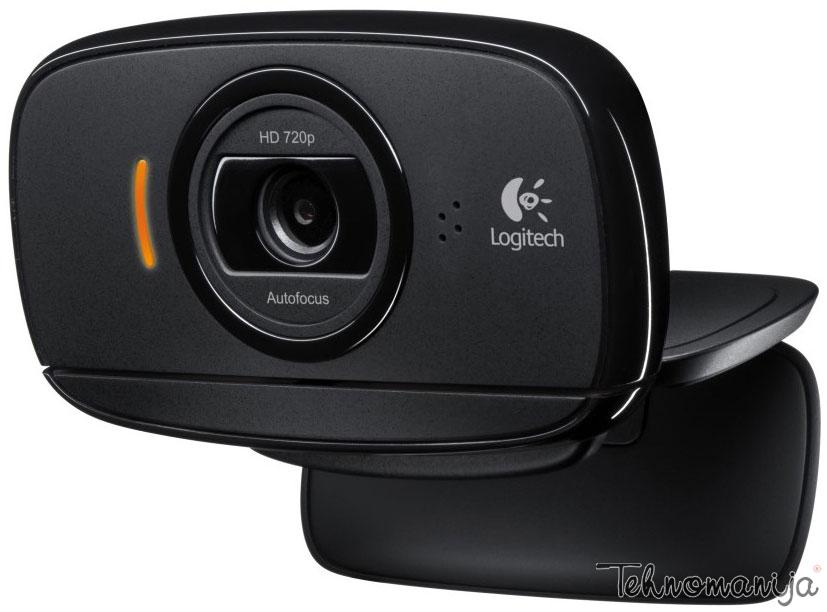 LOGITECH Web kamera C525 HD