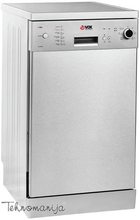 VOX Mašina za pranje sudova LC 2145 INOX, Samostalna