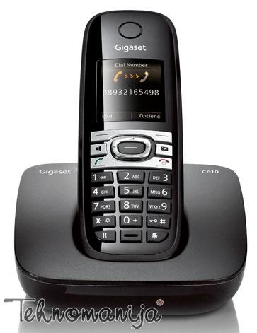 Gigaset bežični telefon C610
