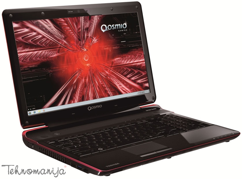 Toshiba 3D laptop Qosmio F750-10M