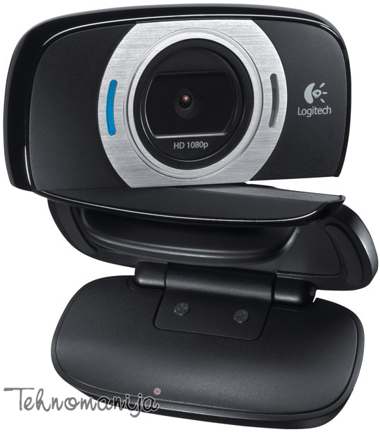 LOGITECH Web kamera C615 HD