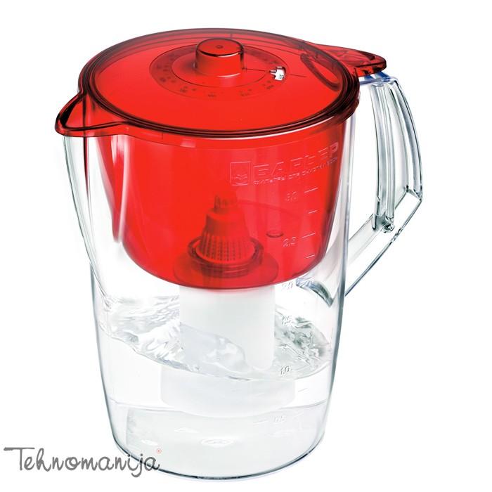 BARRIER Bokal za filtriranje vode NORMA CRVENI