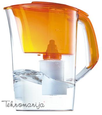 BARRIER Bokal za filtriranje vode STYLE NARANDZASTI