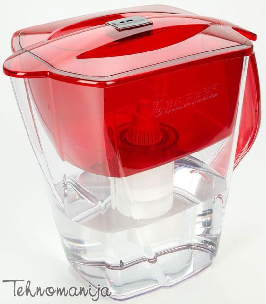 BARRIER Bokal za filtriranje vode GRAND NEO CRVENI