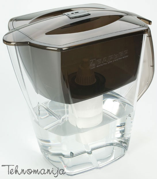 BARRIER Bokal za filtriranje vode GRAND NEO CRNI