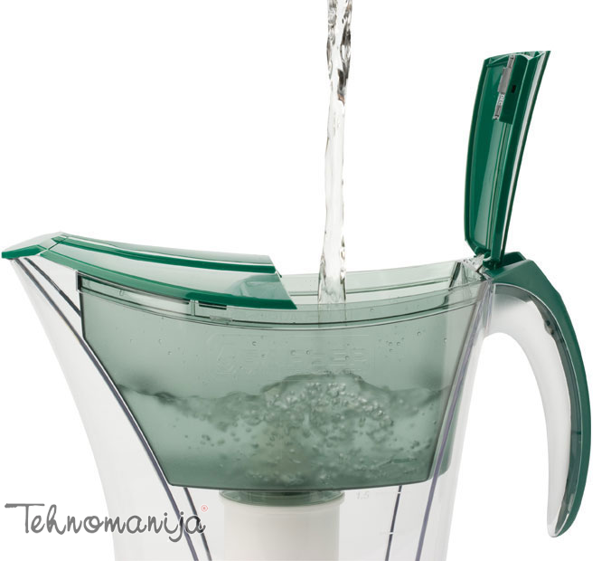BARRIER Bokal za filtriranje vode SMART ZELENI