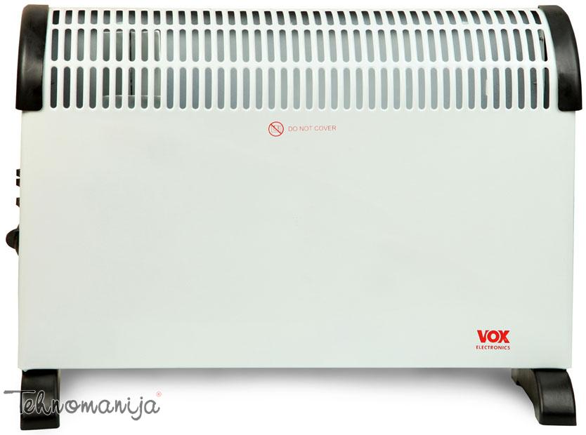 VOX konvektorska grejalica CH02B TURBO