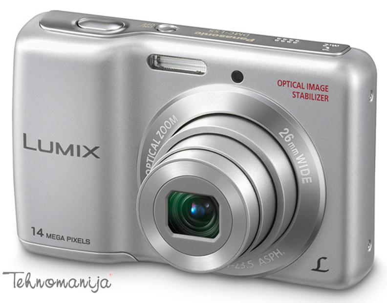 Panasonic fotoaparat Lumix DMC LS5E S