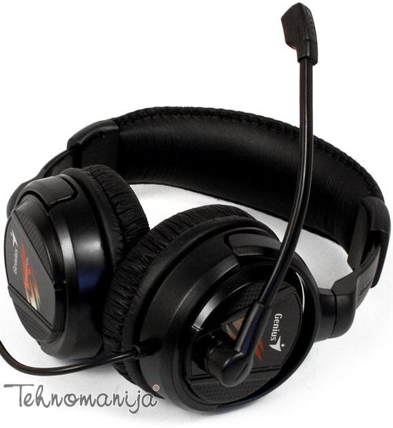 GENIUS Slušalice HS-G500V