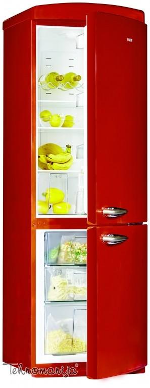 VOX Kombinovani frižider MNF 3901R, No Frost