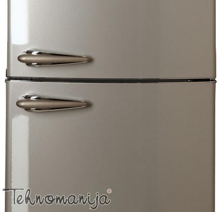 VOX Kombinovani frižider MNF 3901G, No Frost
