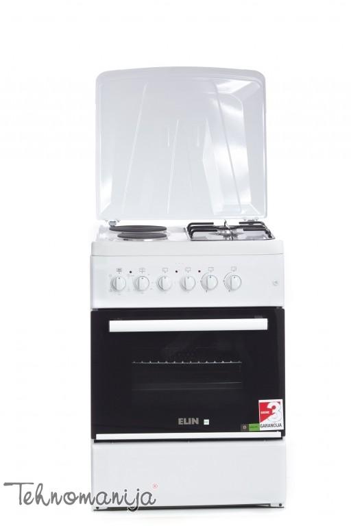 ELIN Kombinovani šporet EF 622 F, Ventilatorska rerna