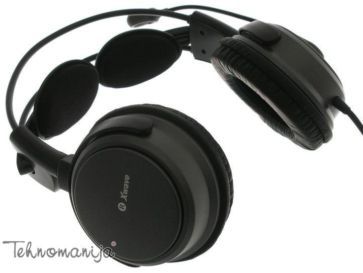 X Wave slušalice sa mikrofonom HD 370