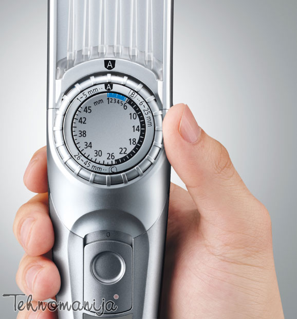 Panasonic trimer za kosu ER-GC70-S503