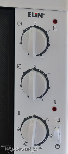ELIN Mini šporet EME 2802 W