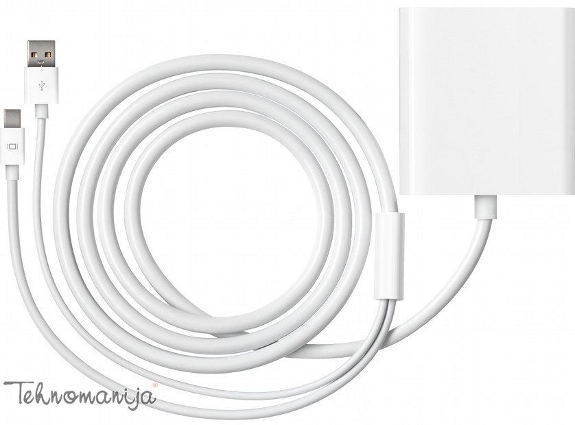 Apple Adapter Mini DisplayPort - Dual-Link DVI - Beli
