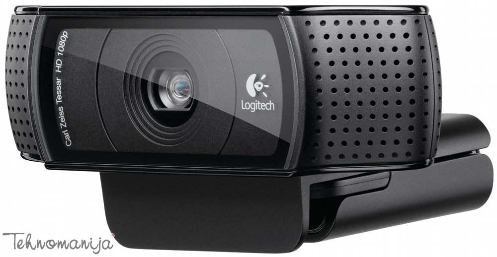 LOGITECH Web kamera C920 HD PRO