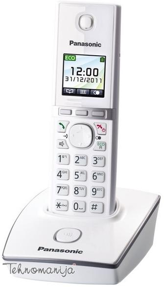 Panasonic bežični telefon KX-TG8051FXW
