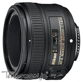 Nikon objektiv AF-S NIKKOR 50 mm f/1,8 G